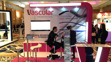 iVascular is attending the IV edition of the GulfPCR Congress in Dubai