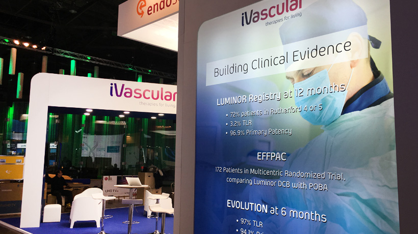 iVascular Official Program Activities at LINC 2017
