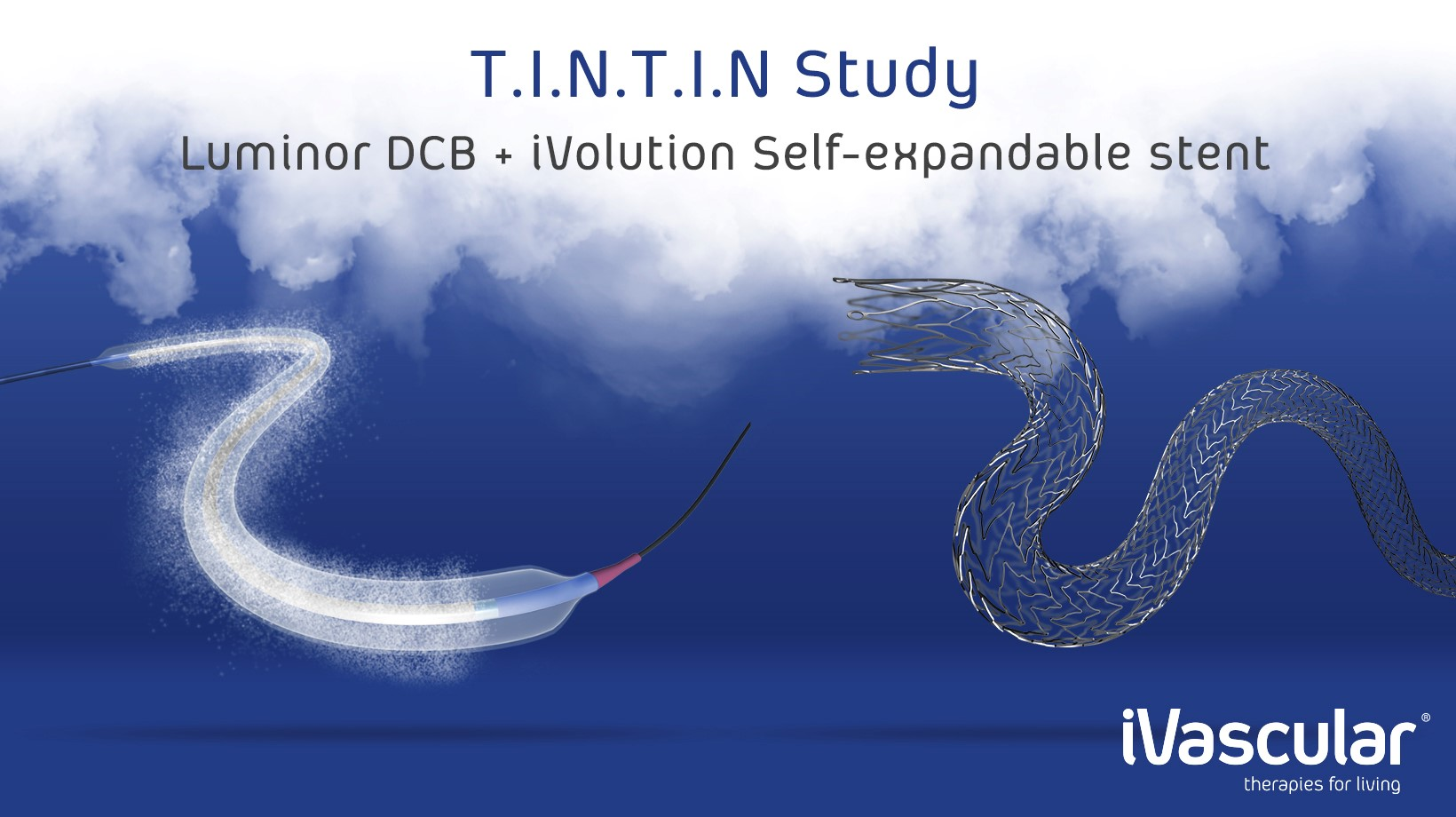 The T.I.N.T.I.N. trial evaluating the combined therapy of Luminor DCB and iVolution SX stent