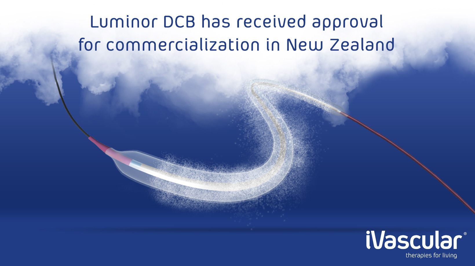 Luminor DCB received approval for commercialization in New Zealand