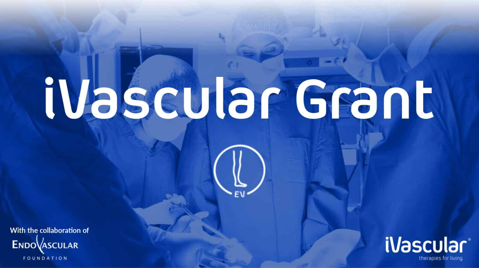 iVascular launches iVascular Grant program